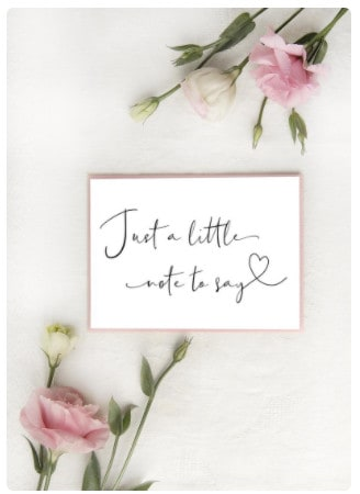 pregnancy announcement gifts for grandparents; cards are a great option