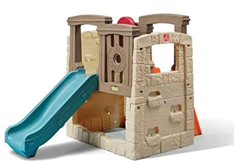 Step2 Naturally Playful Woodland Climber; one of the best toddler climbing toys