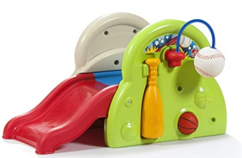 Step2 Sports-Tastic Activity Climber; one of the best toddler climbing toys