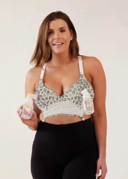 Photo of Plus size nursing bra from Bravado designs