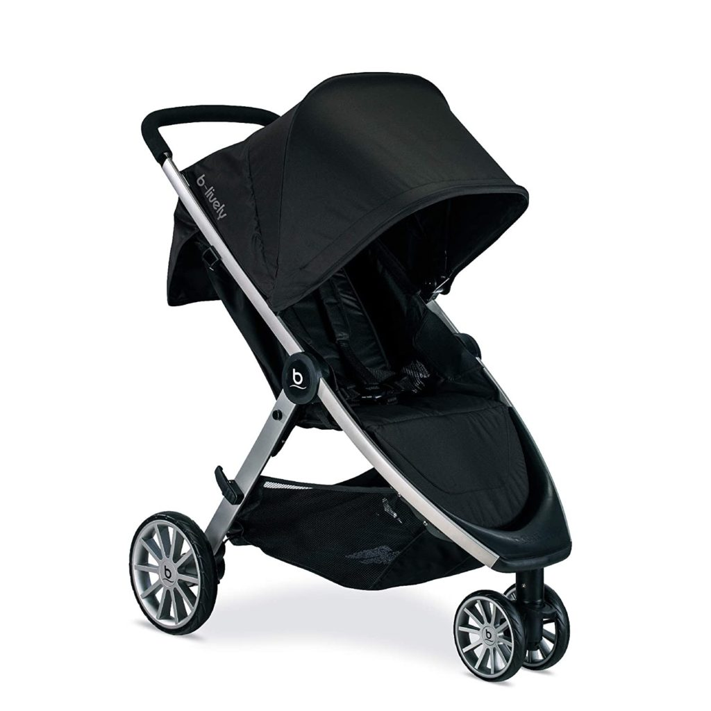 Photo of Britax B; one of the best baby strollers