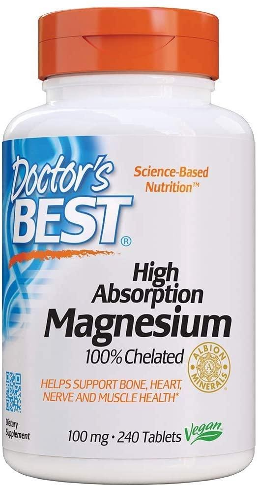 Photo of Magnesium capsules; one of the best supplements during pregnancy