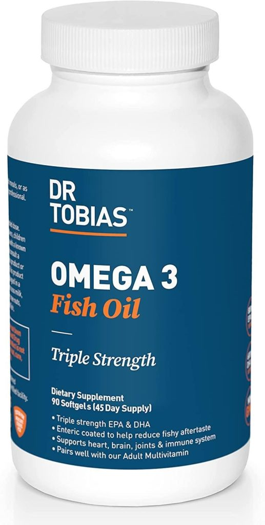 Photo of Fish Oil; one of the great supplements for pregnancy