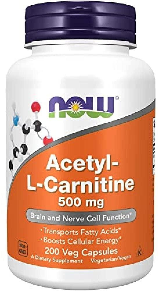 Photo of Acetyl-L-Carnitine; one of the great supplements for pregnancy
