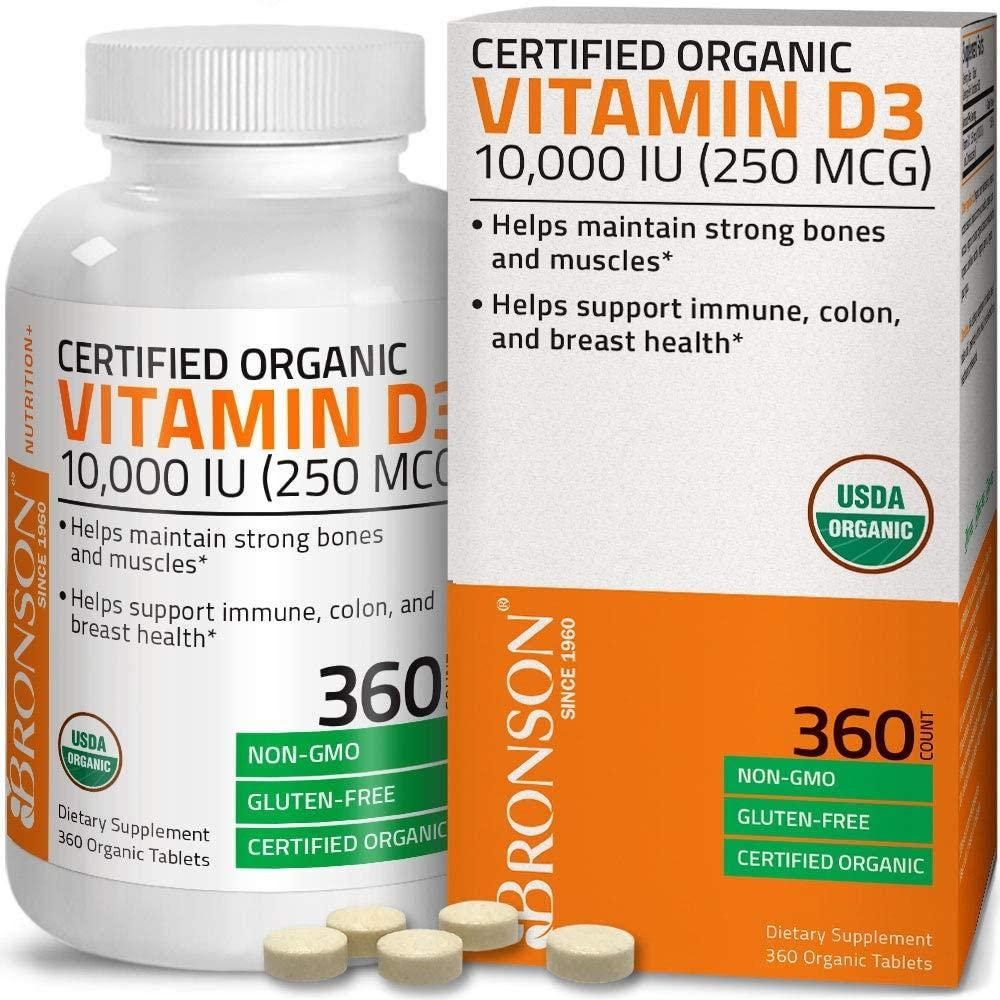Photo of Vitamin D; one of the great supplements for pregnancy