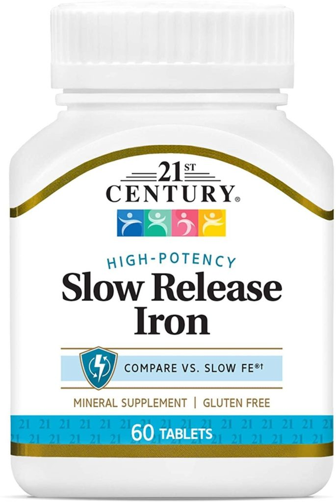 Photo of Iron capsules; one of the great supplements for pregnancy
