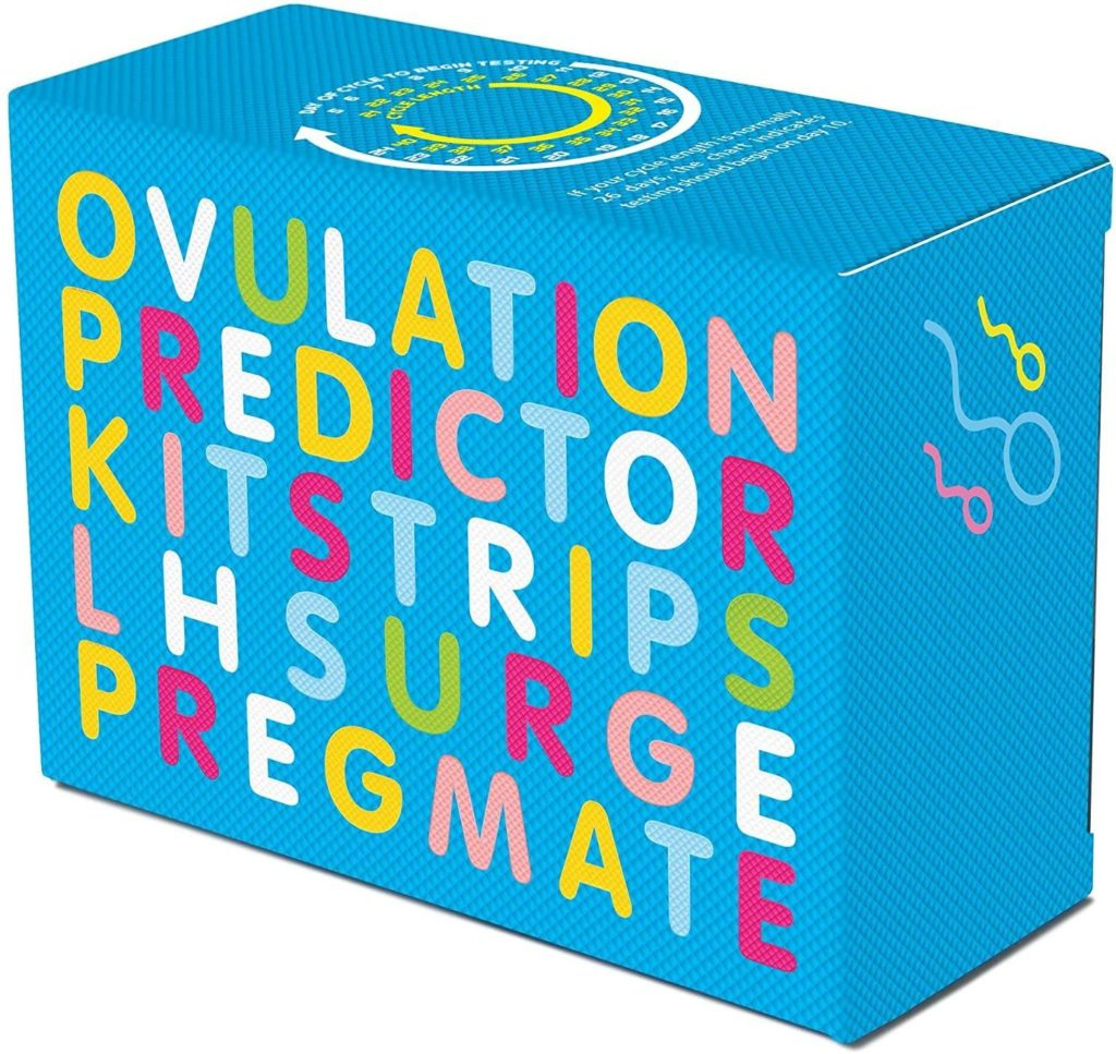 Photo of Pregmate Strips; one of the ideas on how to use ovulation kit