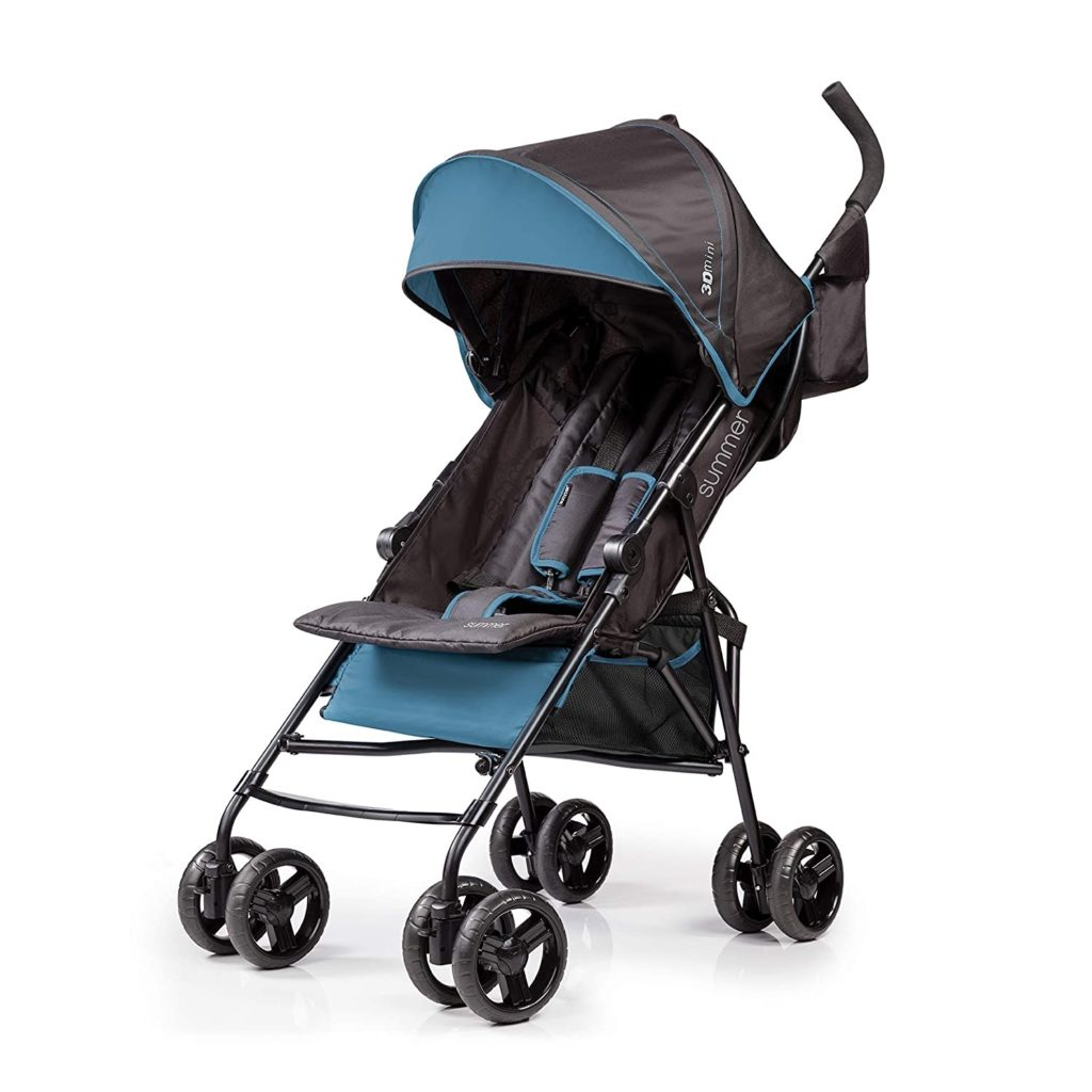 Photo of Summer Infant 3D Stroller; one of the best baby strollers