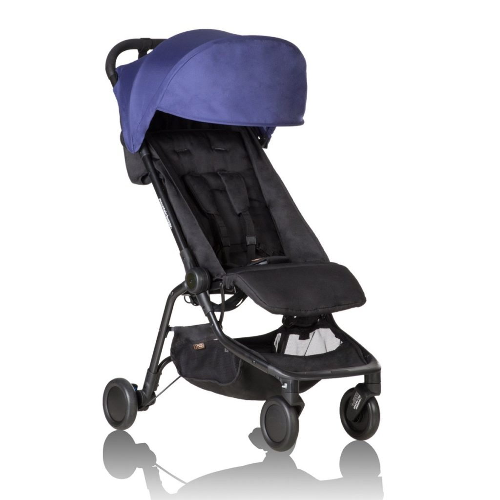 Photo of Mountain Buggy; one of the best baby strollers