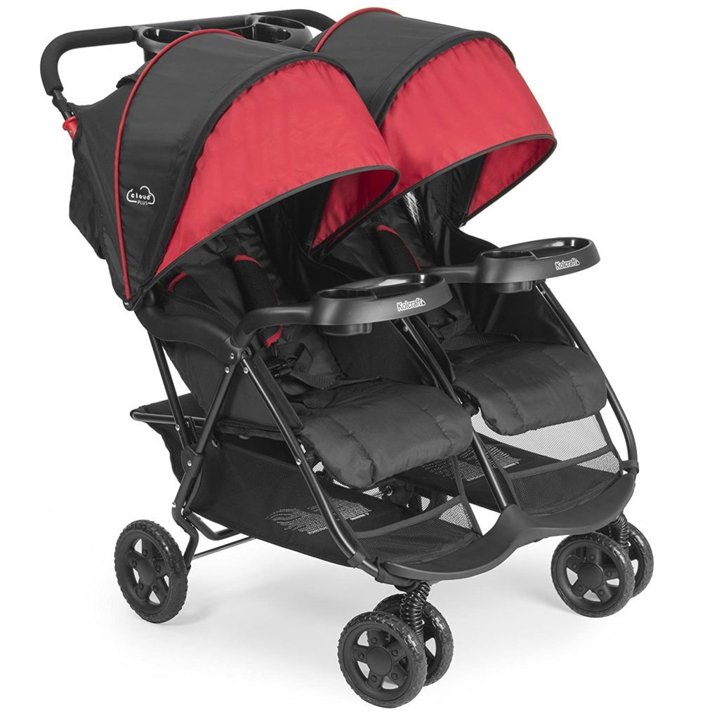 Photo of Kolcraft stroller; one of the best baby strollers